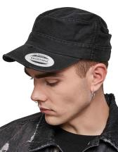 Adjustable Top Gun Destroyed Cap