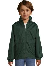 Kids` Windbreaker Surf